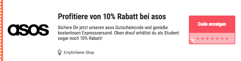 H&M Gutschein Österreich »25% Rabatt« Februar 2018